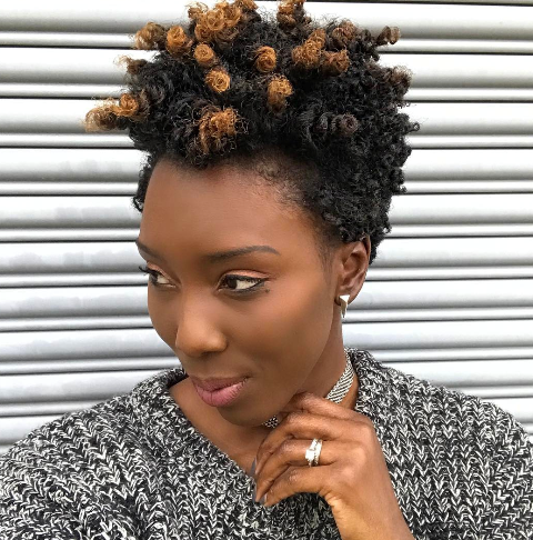 Afro Tapered Trendy Hairstyles 2020