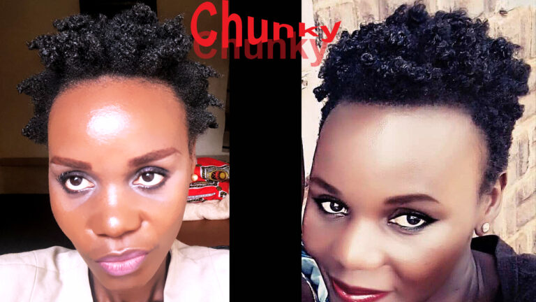 How to Chunky Twist Out On Short Natural Hair