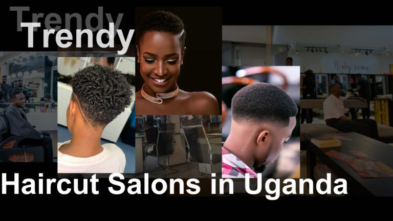Haircut Salons and Barbers in Uganda