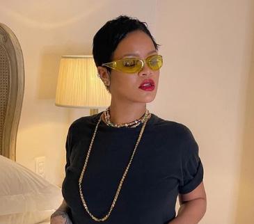 Rihanna's trending Pixie cut