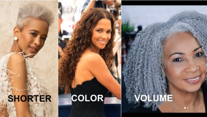 How To Pick Hairstyles For Women Over 40 To Look Better