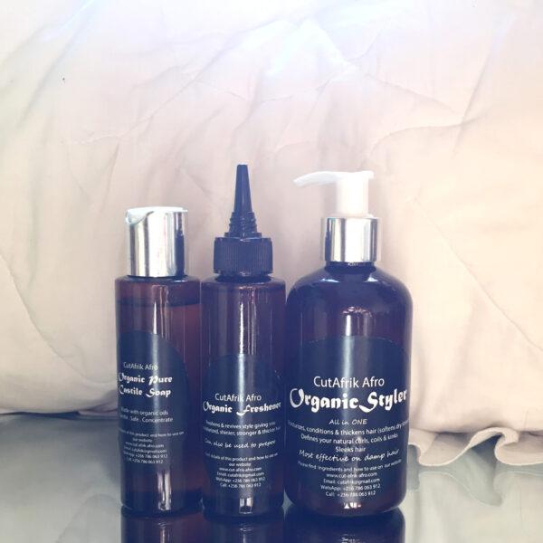 Natural Hair Products In Uganda
